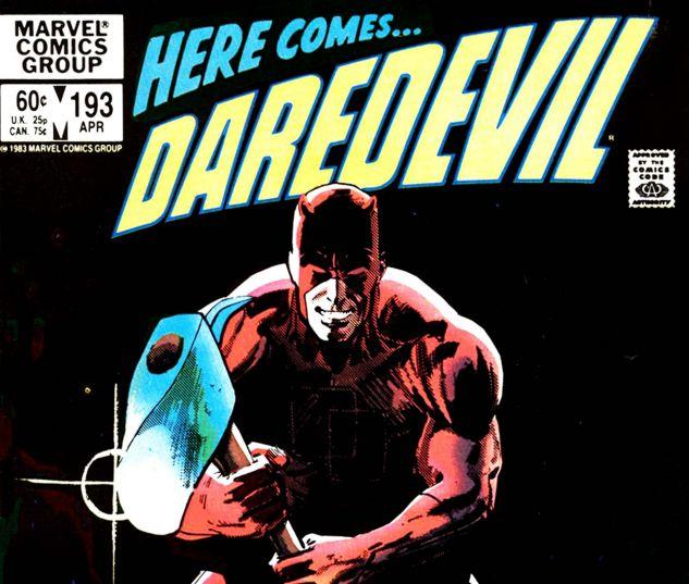 Daredevil (1964) #193