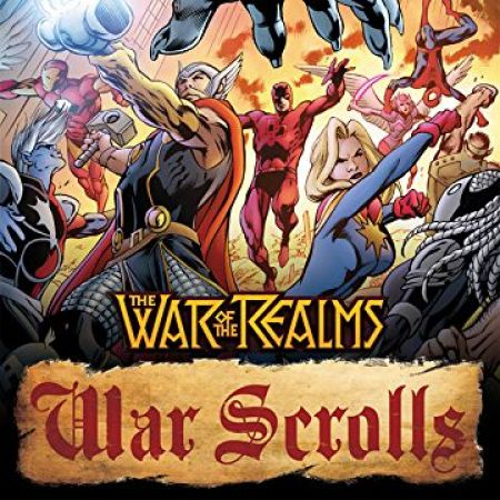 War of the Realms: War Scrolls (2019)