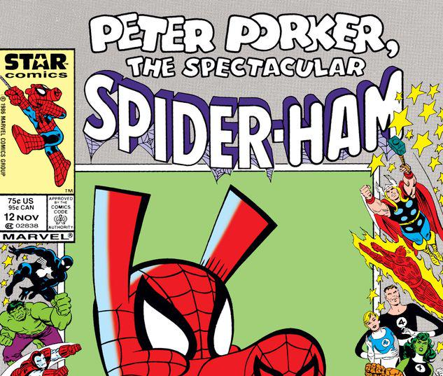 Peter Porker, the Spectacular Spider-Ham #12