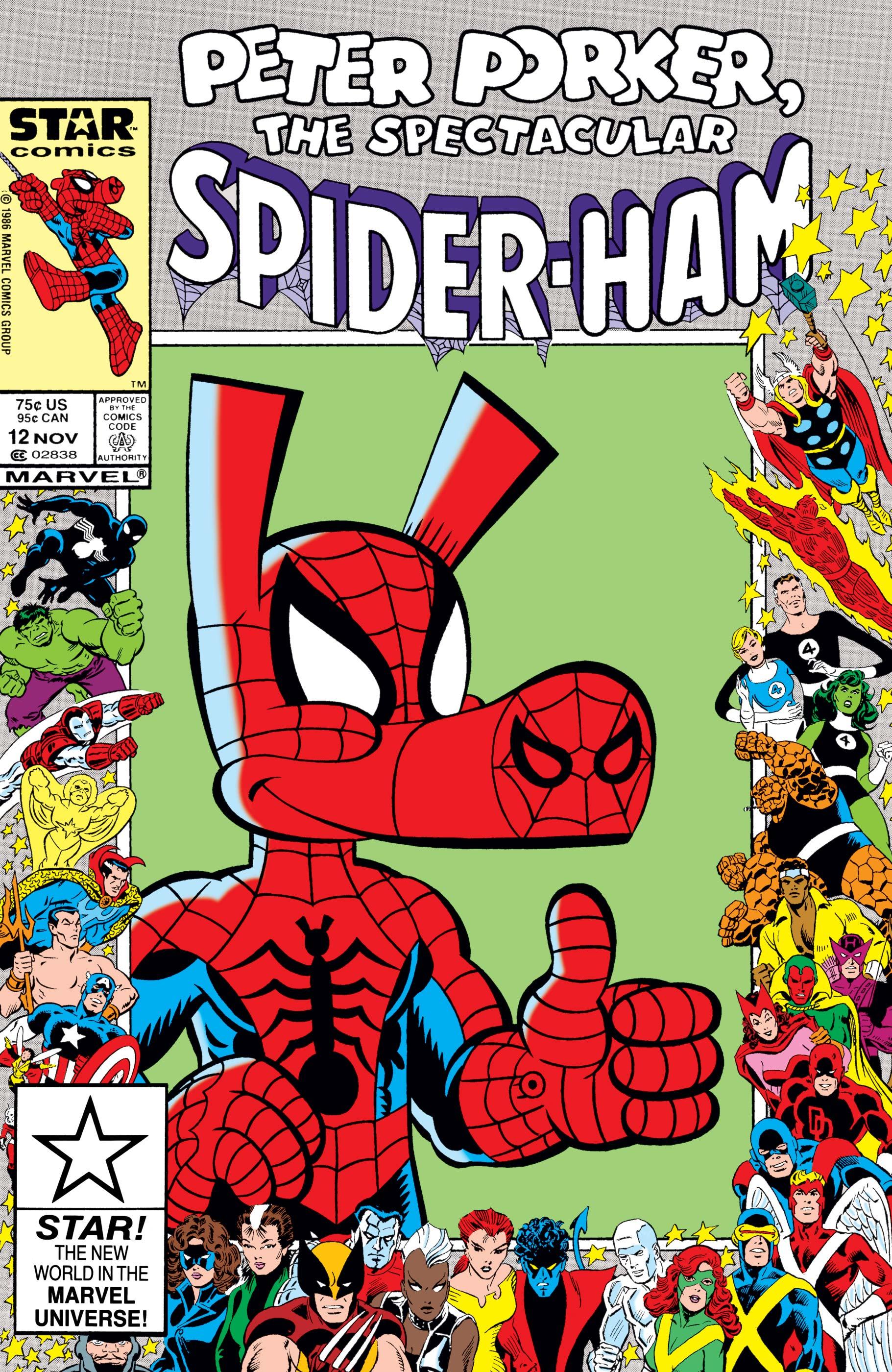 Peter Porker, the Spectacular Spider-Ham (1985) #12
