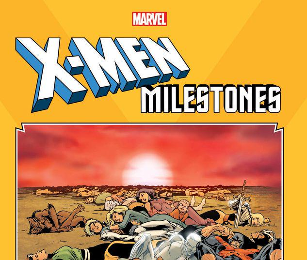 X-MEN MILESTONES: FALL OF THE MUTANTS TPB #1
