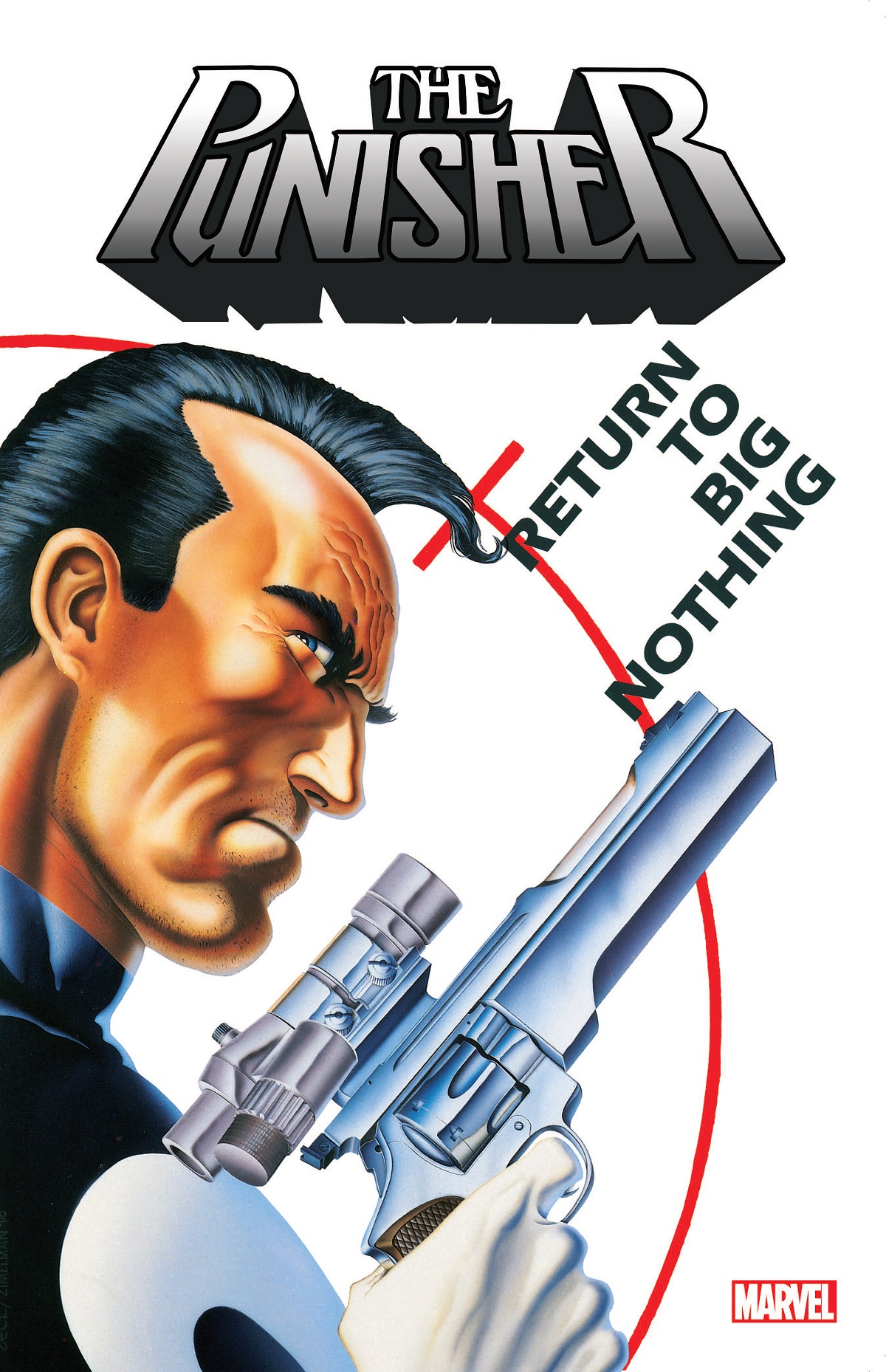 Punisher: Return To Big Nothing (Trade Paperback)