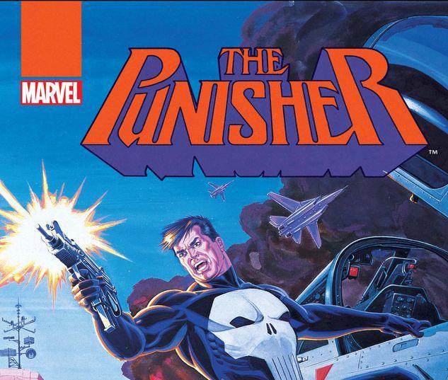 THE PUNISHER: INTRUDER GRAPHIC NOVEL 1 #1
