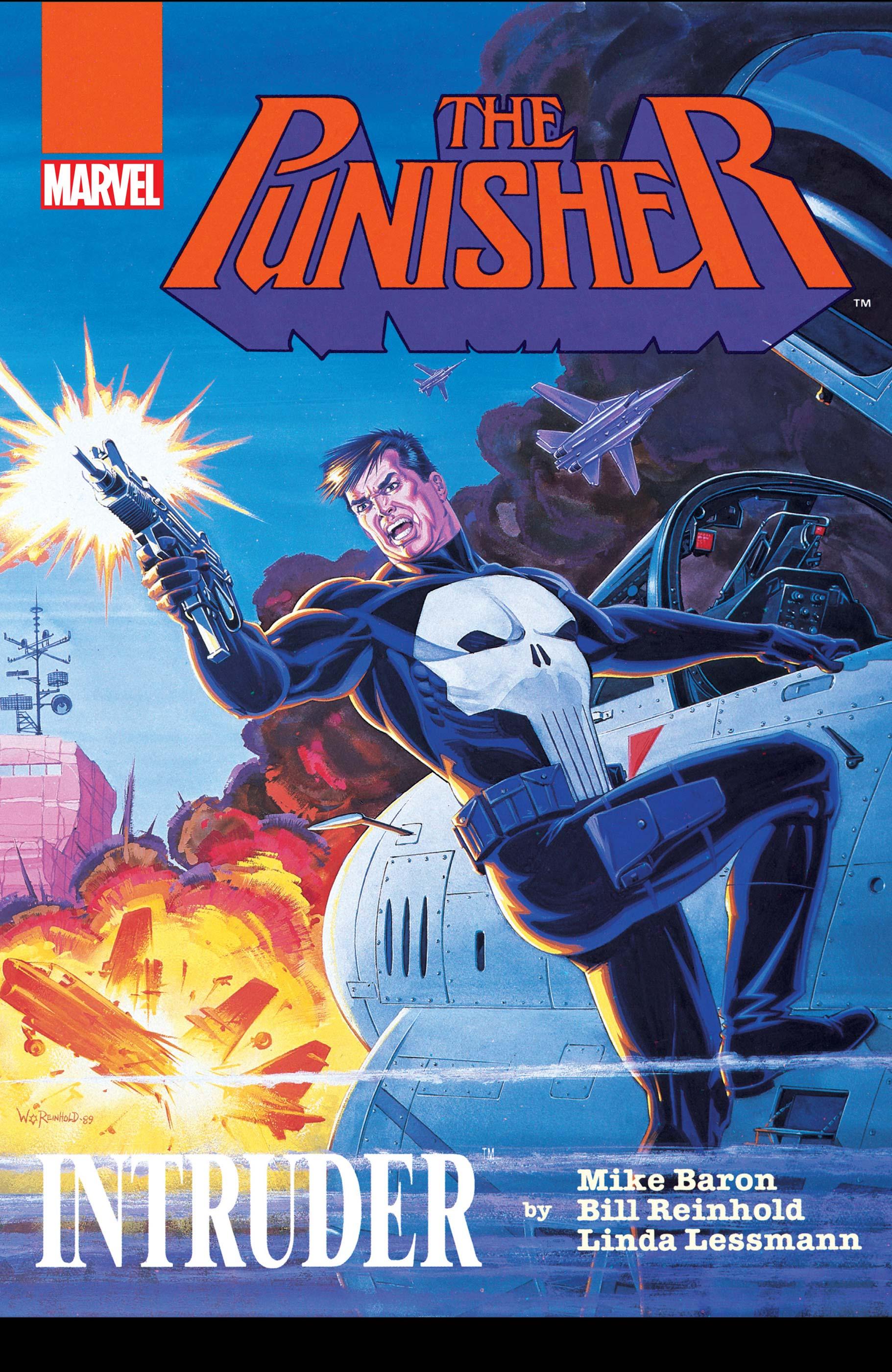 The Punisher: Intruder (Trade Paperback)