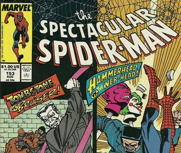 Spectacular Spider-Man #153