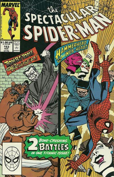 Peter Parker, the Spectacular Spider-Man (1976) #153
