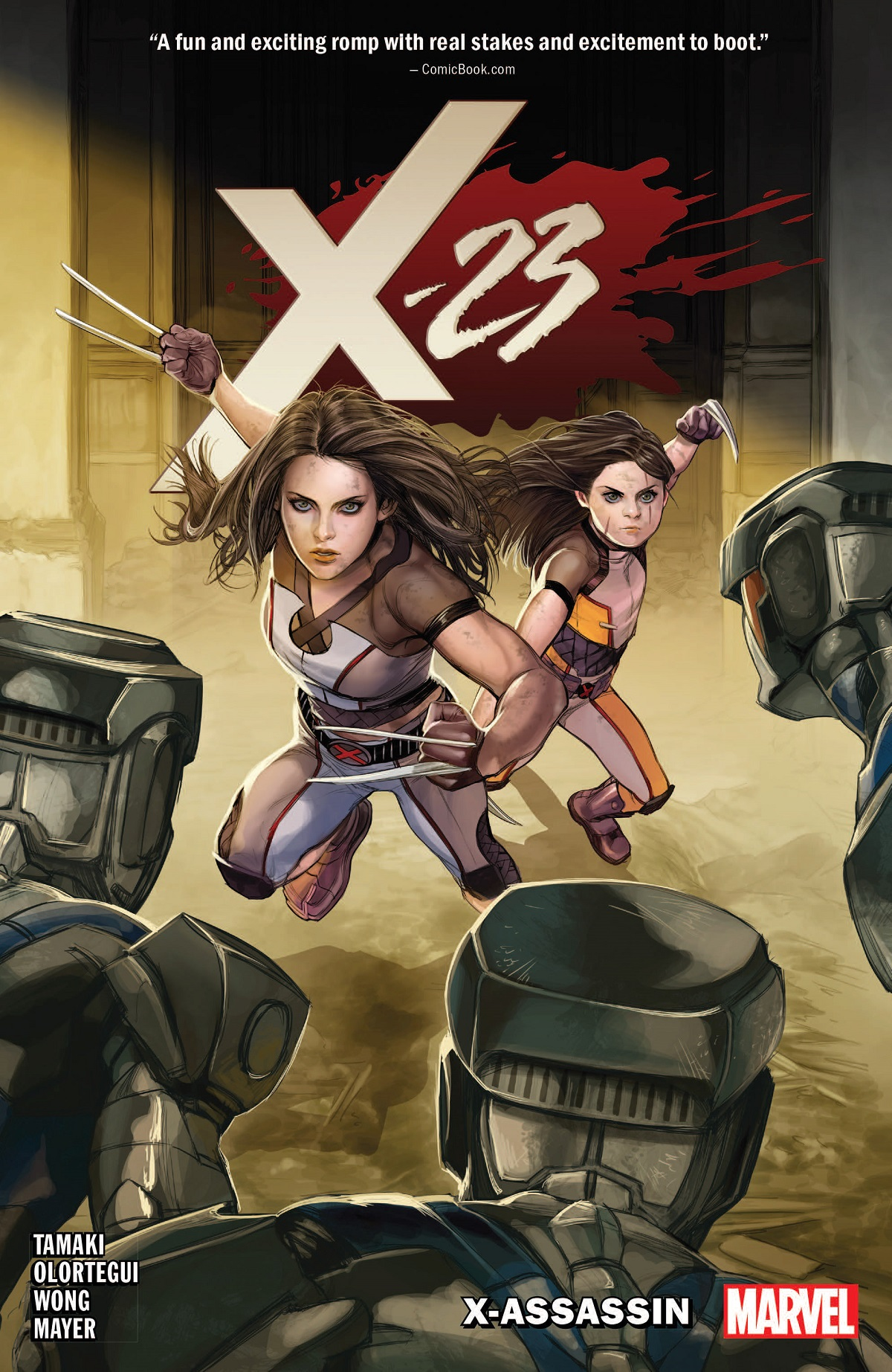 X-23 Vol. 2: X-Assassin (Trade Paperback)