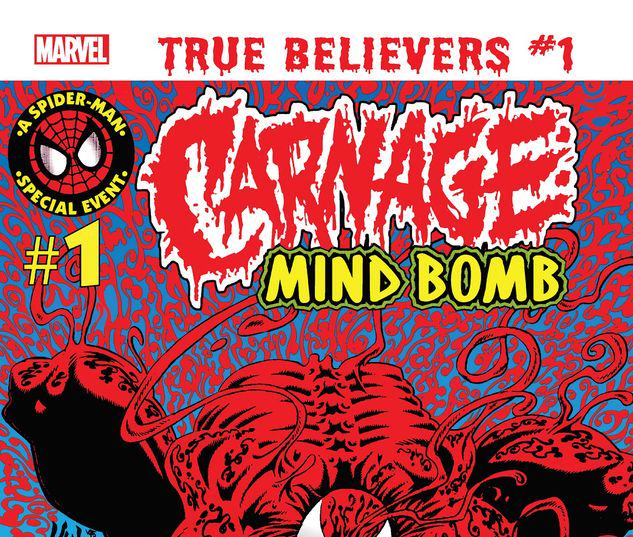 TRUE BELIEVERS: ABSOLUTE CARNAGE - MIND BOMB 1 #1