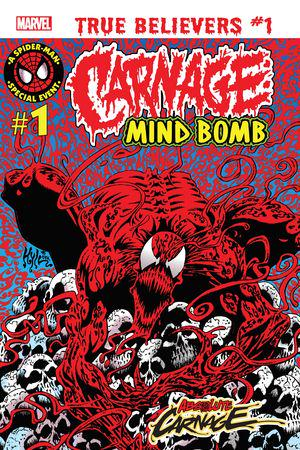 True Believers: Absolute Carnage - Mind Bomb #1