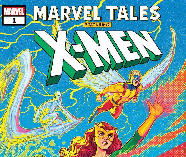 MARVEL TALES: X-MEN 1 #1