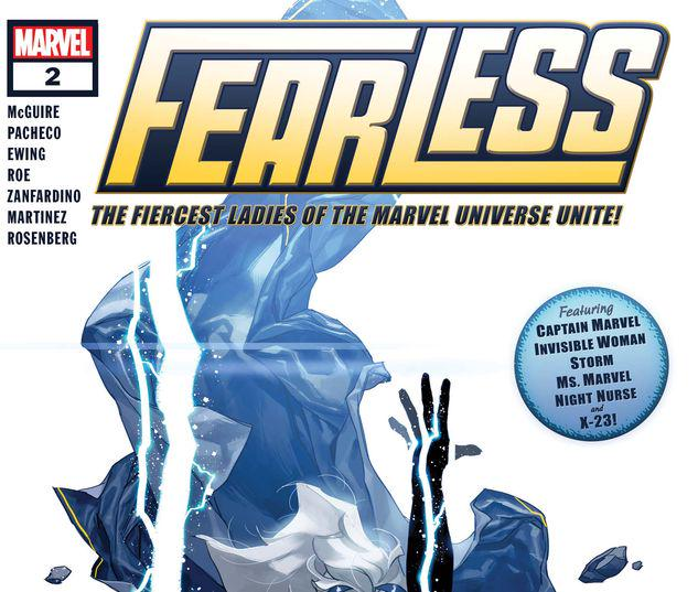 Fearless #2