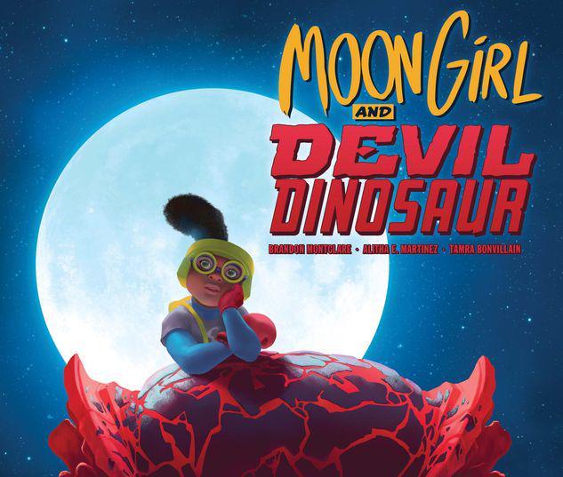 Moon Girl and Devil Dinosaur #46