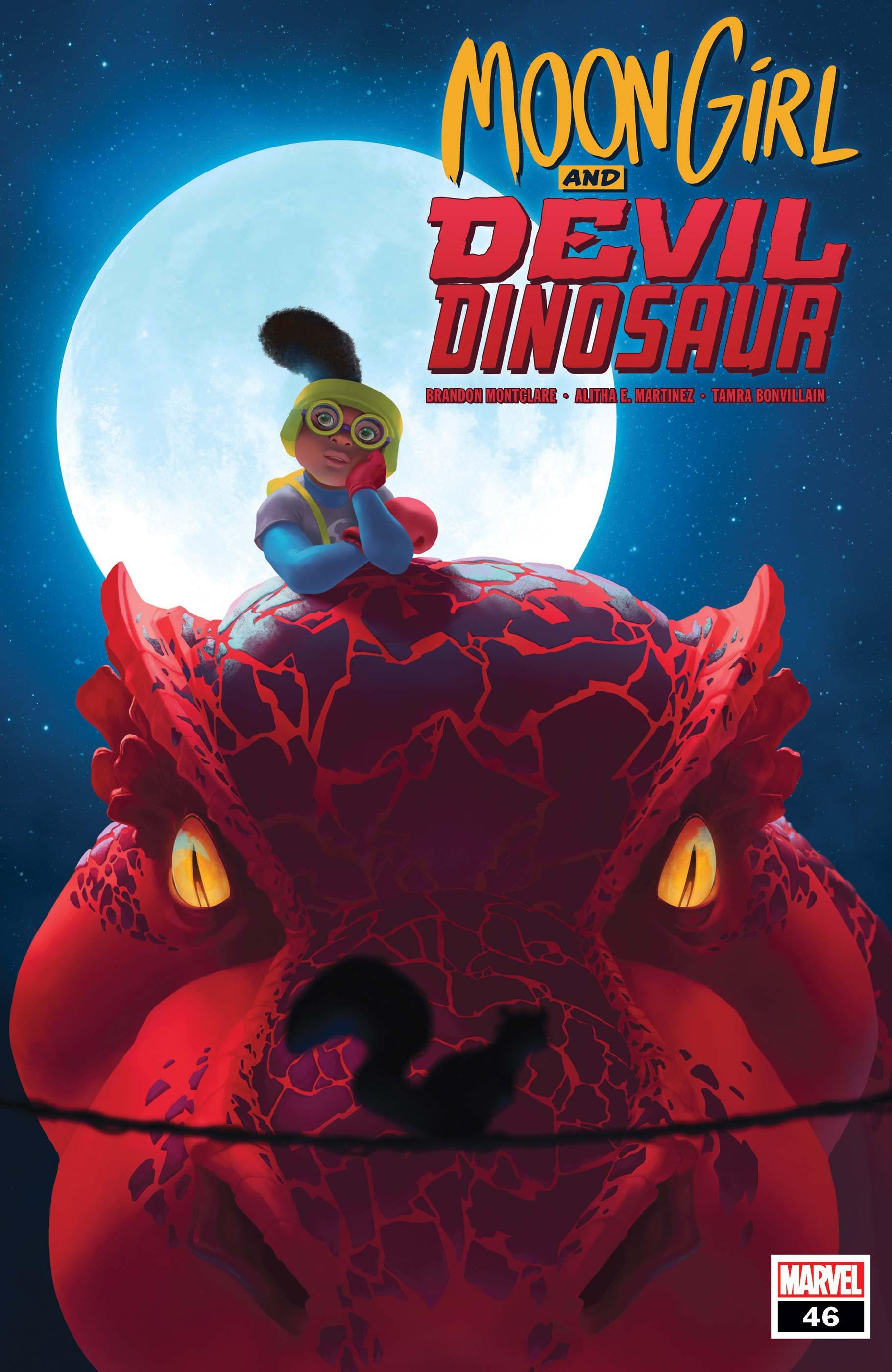 Moon Girl and Devil Dinosaur (2015) #46