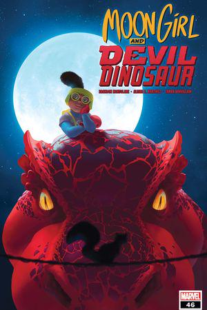 Moon Girl and Devil Dinosaur (2015) #46
