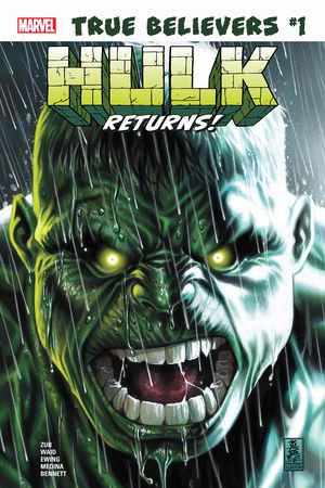 True Believers: Hulk Returns (2019) #1