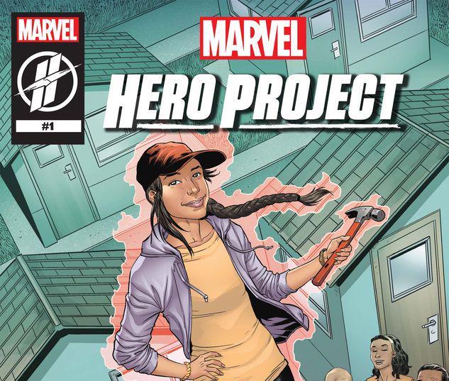 MARVEL'S HERO PROJECT SEASON 1: DYNAMIC DANIELLA #1