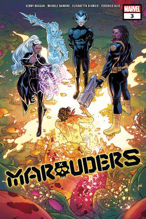 Marauders (2019) #3