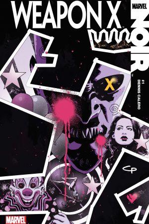 Weapon X Noir #1