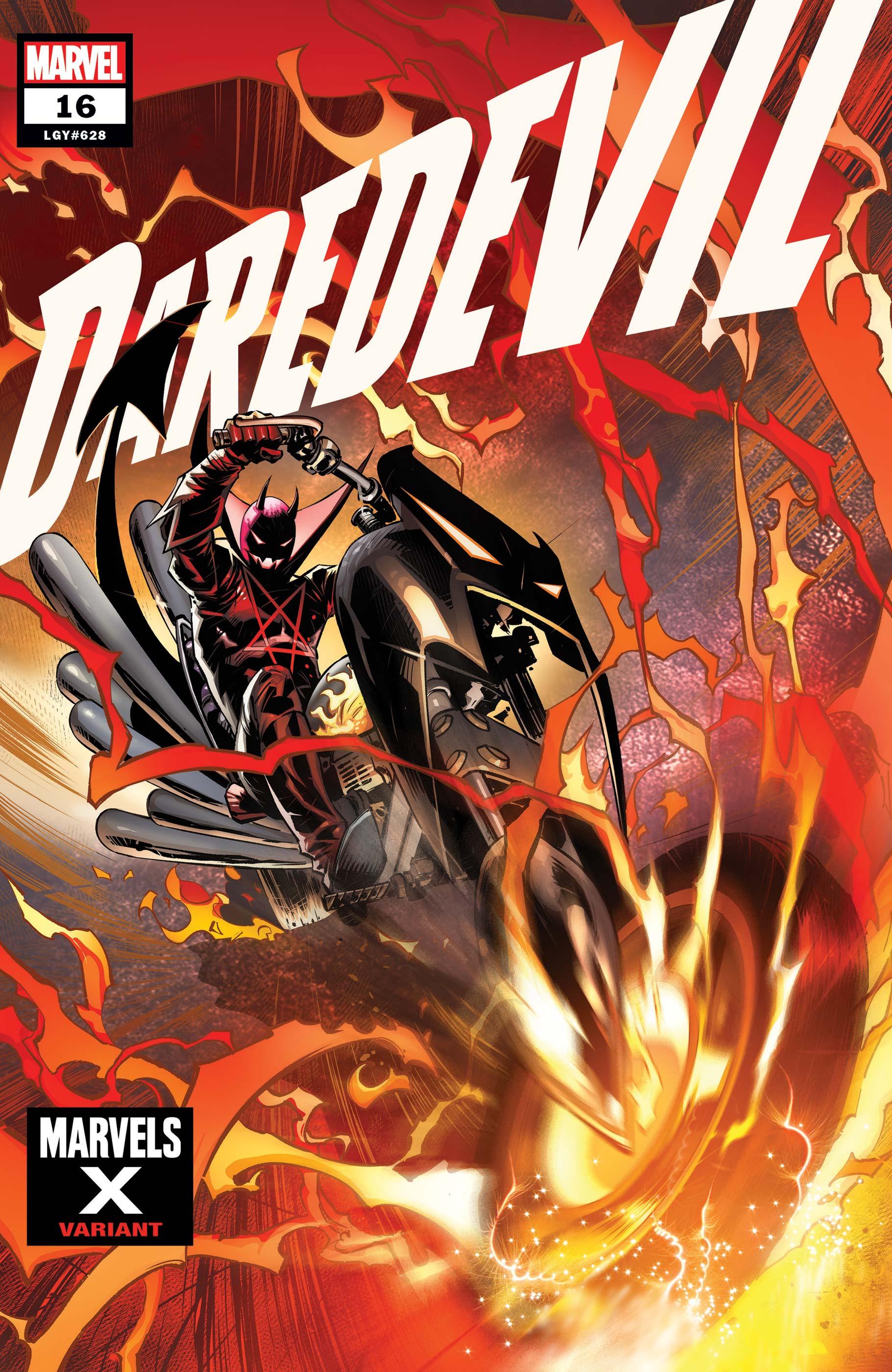 Daredevil (2019) #16 (Variant)