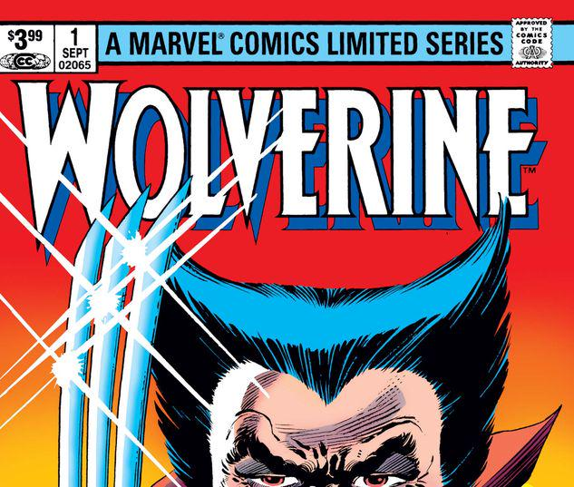 WOLVERINE BY CLAREMONT & MILLER 1 FACSIMILE EDITION #1
