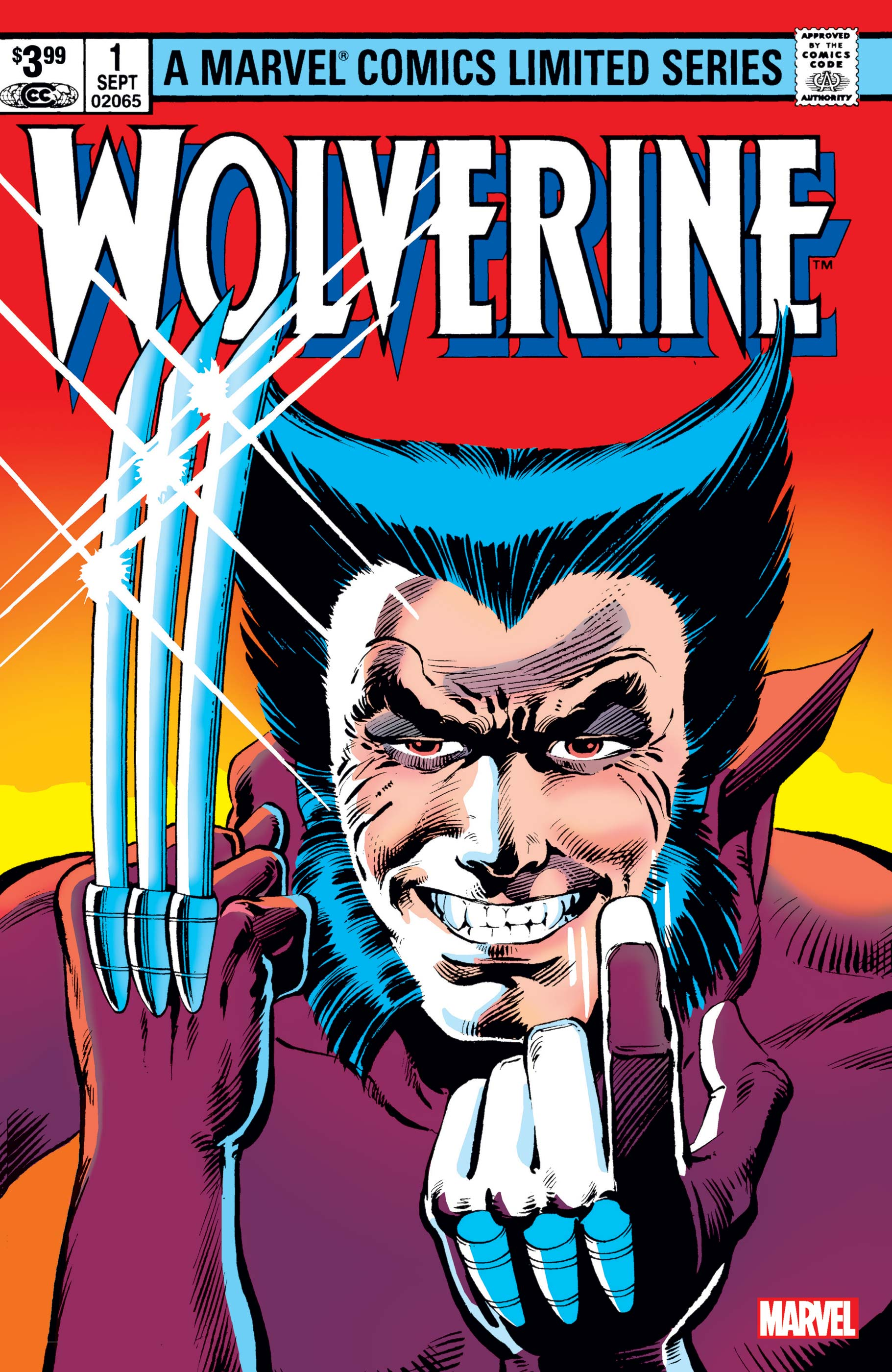 Wolverine by Claremont & Miller Facsimile Edition (2020) #1