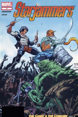 Starjammers #3