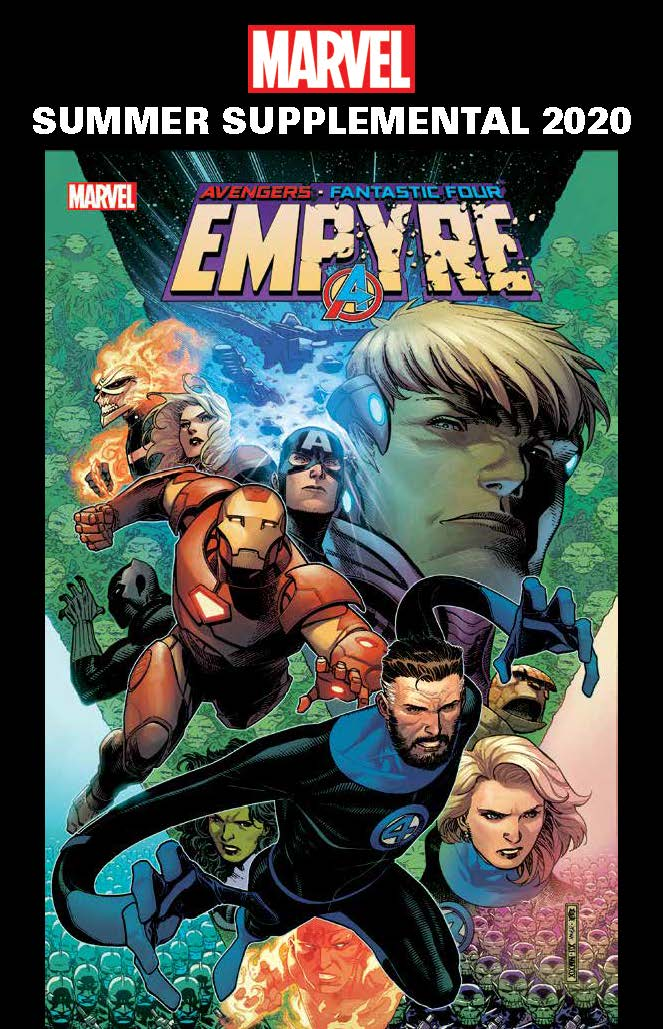 Marvel Summer Supplemental Catalog 2020 (2020) #1