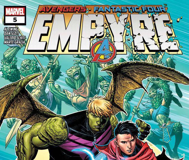 Empyre #5