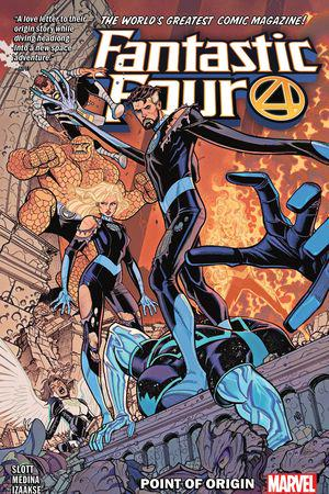 Fantastic Four Vol. 5: Point of Origin (Trade Paperback)
