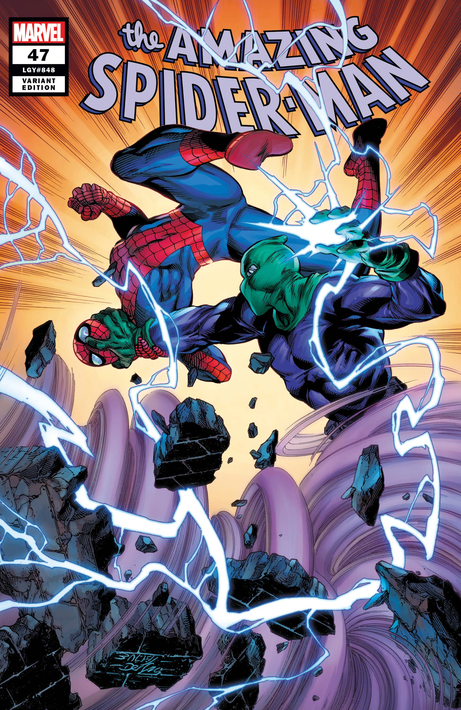 The Amazing Spider-Man (2018) #47 (Variant)