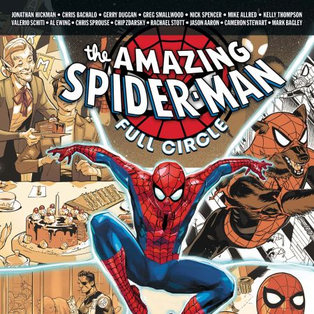 Amazing Spider-Man: Full Circle (2019)