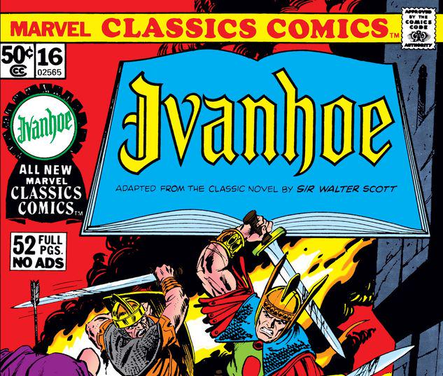 Marvel Classics Comics Series Featuring #16