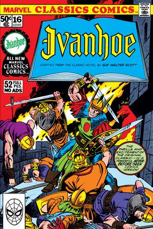 Marvel Classics Comics Series Featuring (1976) #16