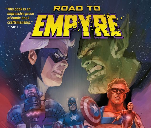 EMPYRE: ROAD TO EMPYRE