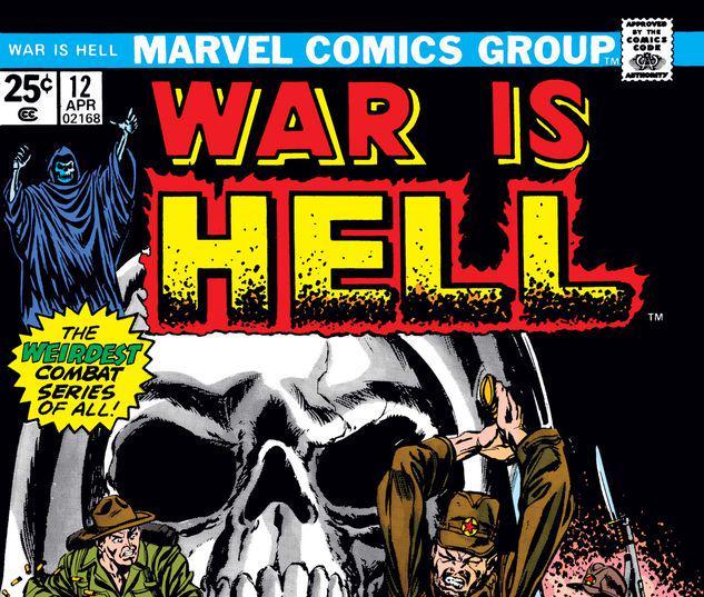 War Is Hell #12