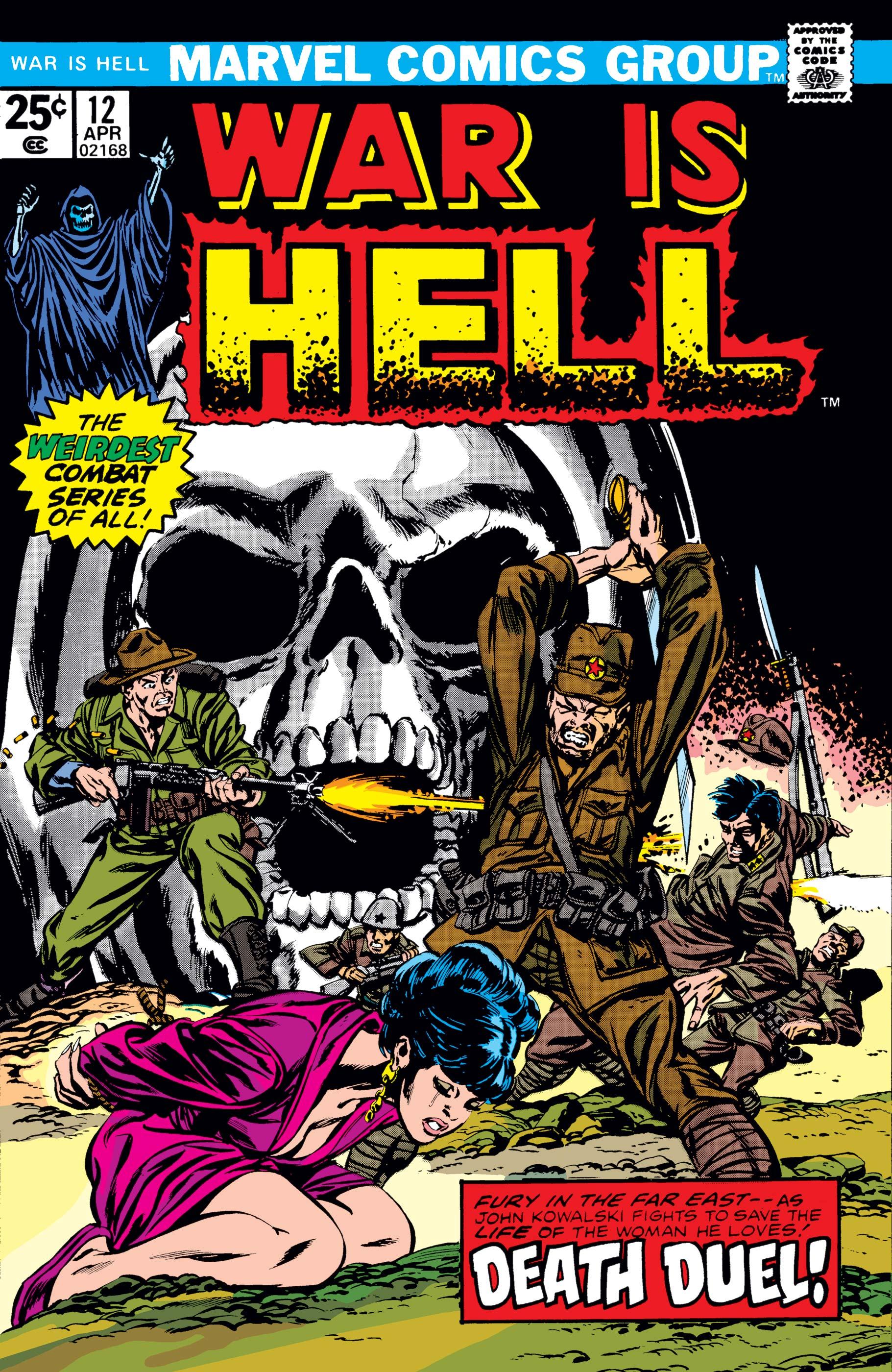 War Is Hell (1973) #12