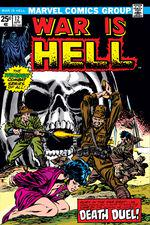 War Is Hell (1973) #12 cover