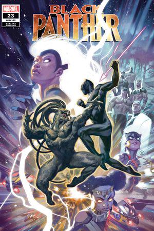 Black Panther (2018) #23 (Variant)