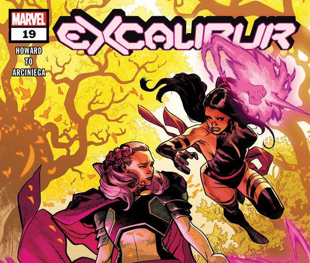 Excalibur #19
