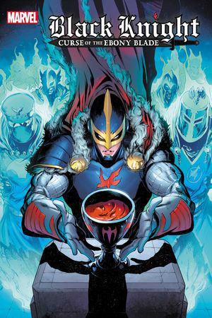 Black Knight: Curse of the Ebony Blade #4