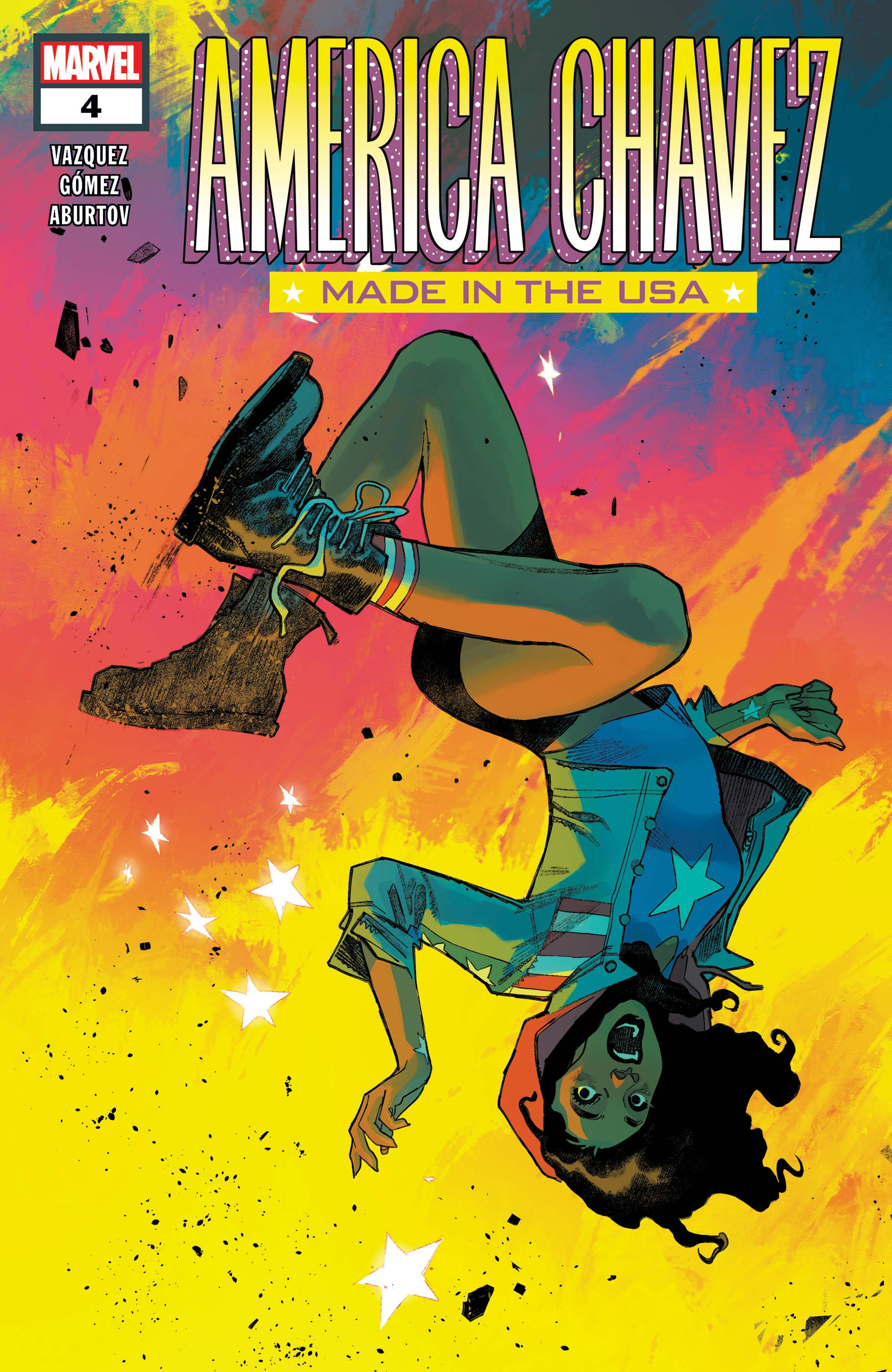 America Chavez: Made in the Usa (2021) #4