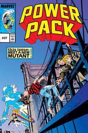 Power Pack (1984) #37