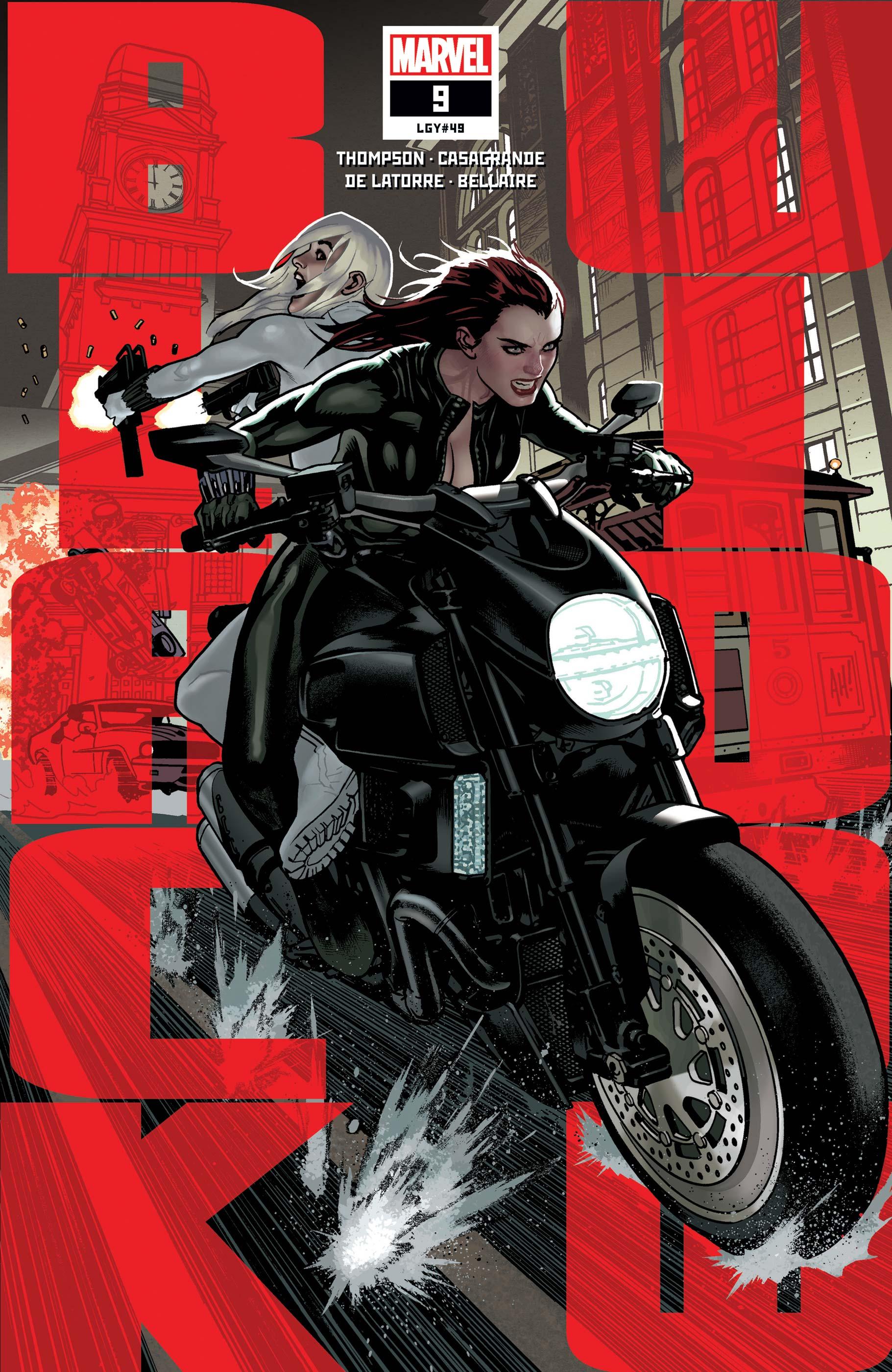 Black Widow (2020) #9