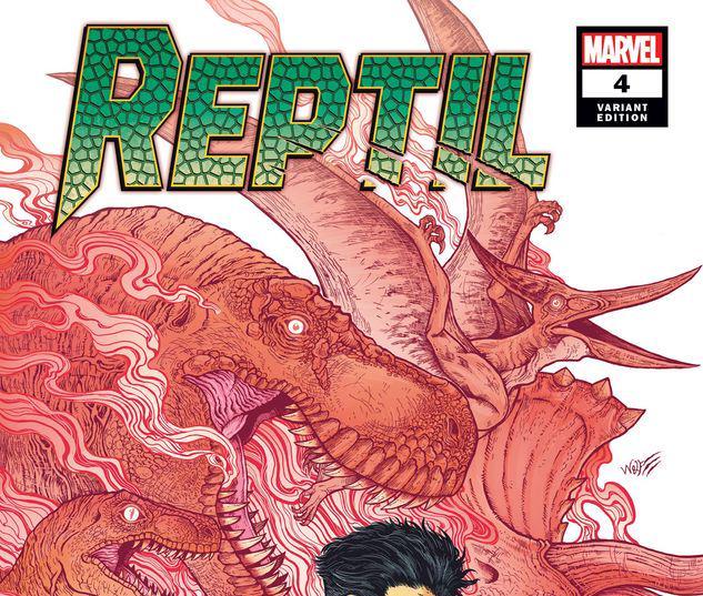 Reptil #4