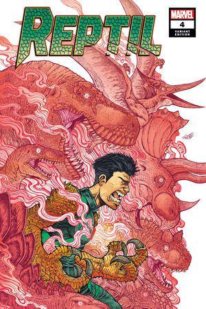 Reptil (2021) #4 (Variant)