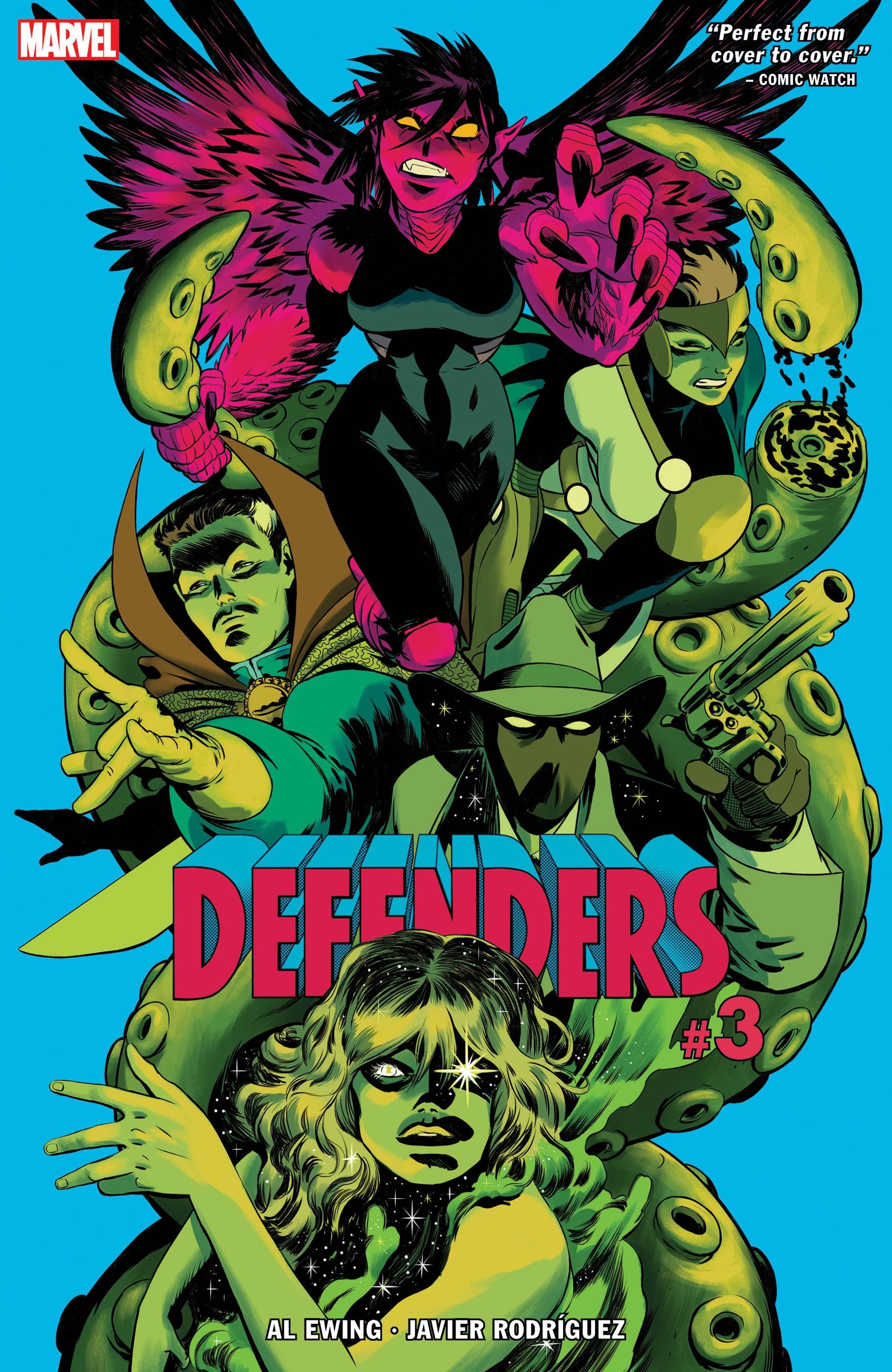 Defenders (2021) #3