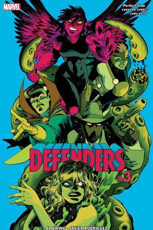 Defenders #3