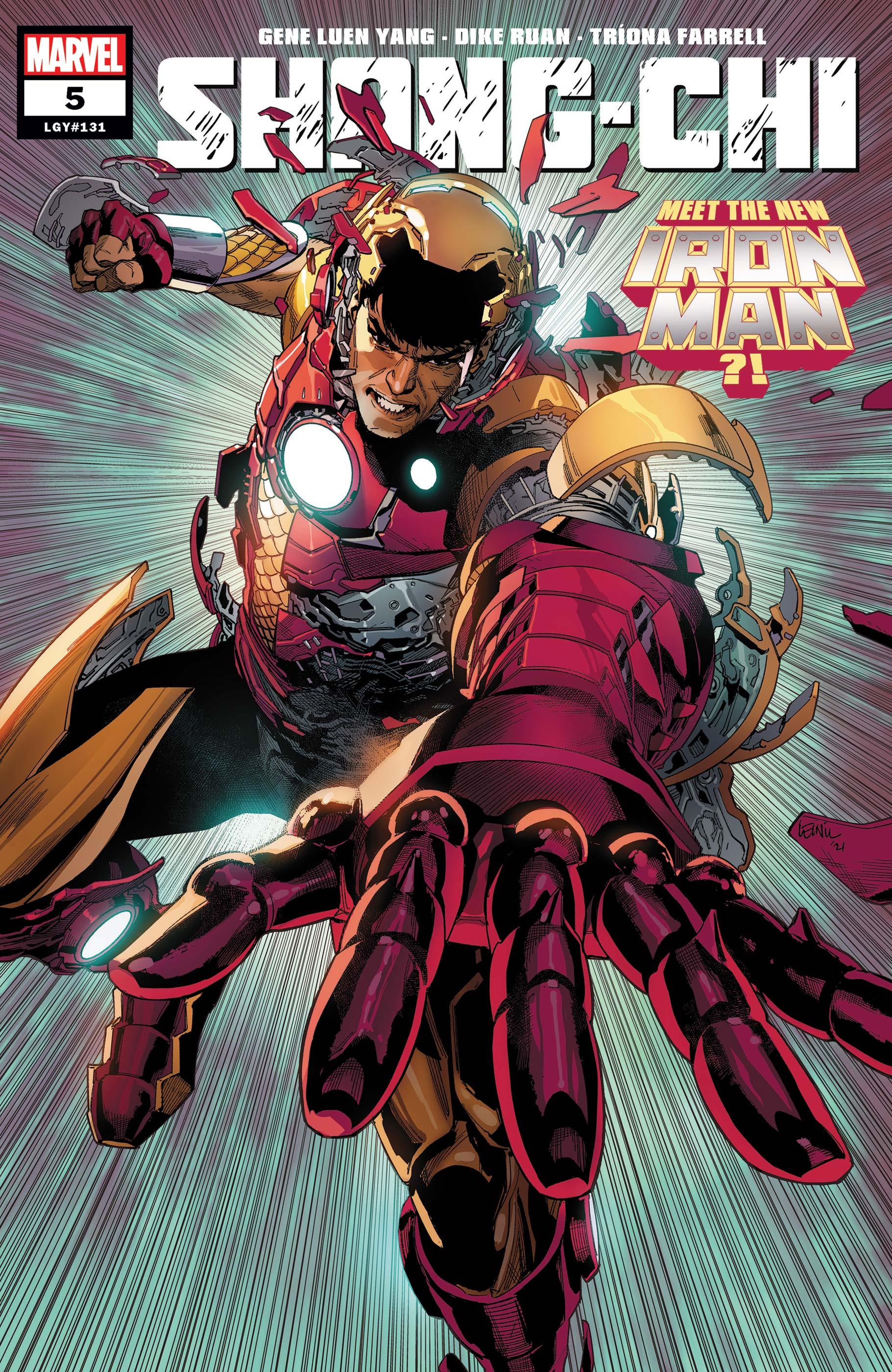 Shang-Chi (2021) #5