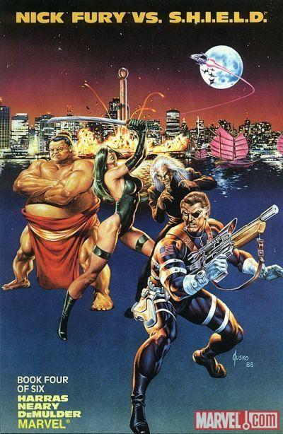 Nick Fury, Agent of S.H.I.E.L.D. (1968) #15