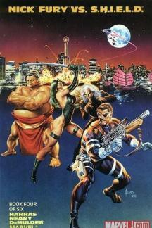 Nick Fury, Agent of S.H.I.E.L.D. #15